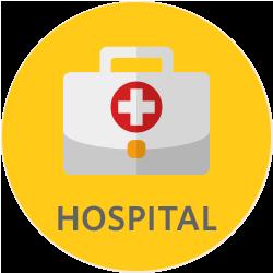 Tu seguro de vida hospitalización